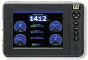 3559045 COLOR MARINE POWER DISPLAY